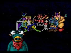 惑星ウッドストック ファンキーホラーバンド