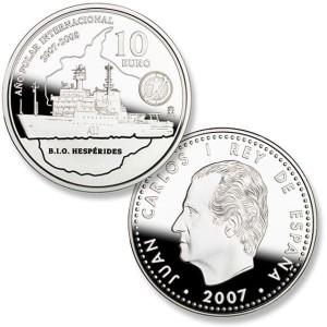 スペイン-2008年-10ユーロ