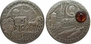 ニウエ-2008年-1ドル