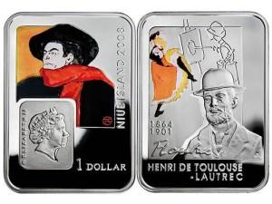 ニウエ -2008年-1ドル