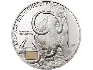 コートジボアール-2010年-1000フラン