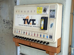 ドイツ自販機