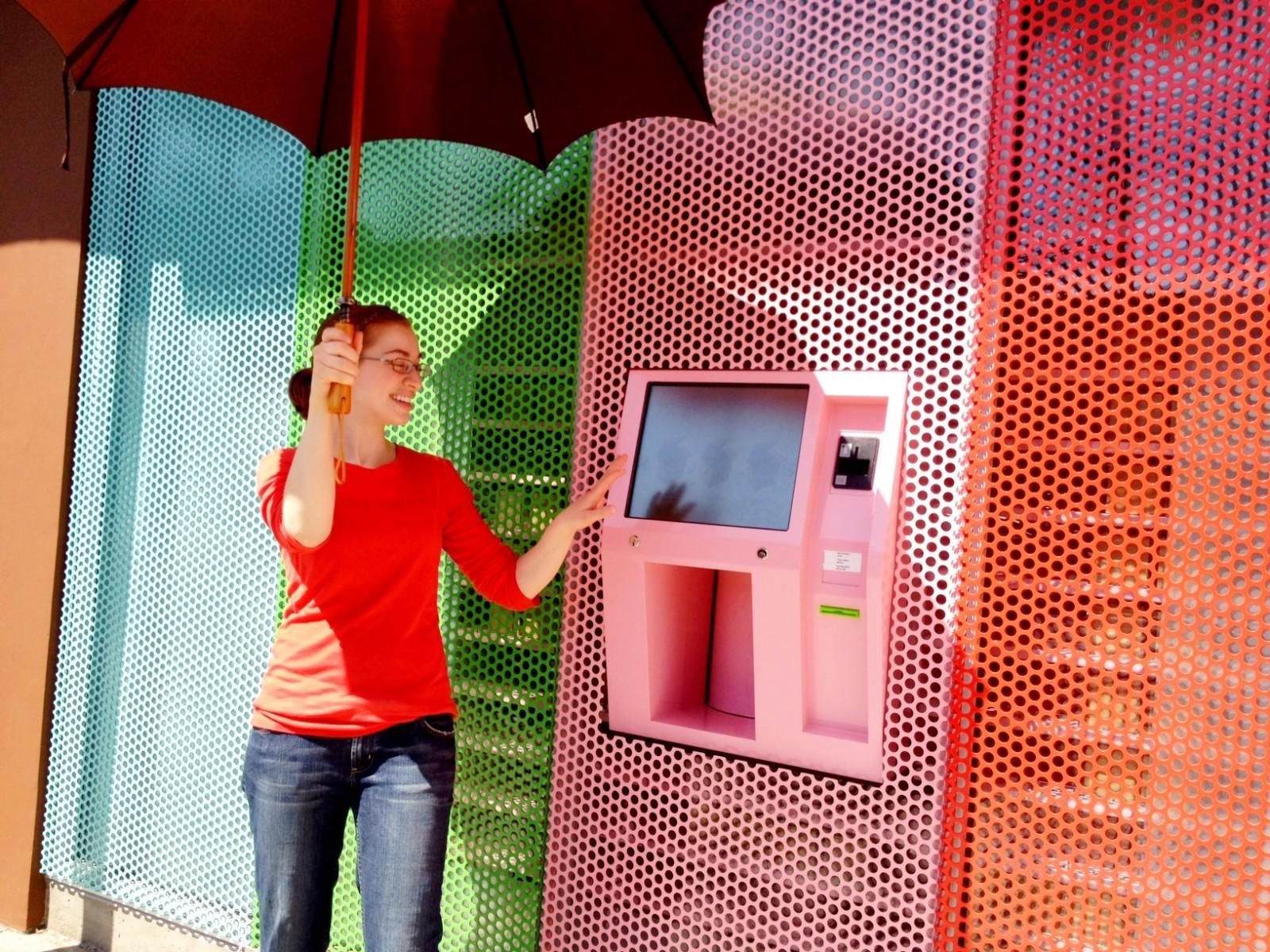 世界のめずらしい自動販売機をまとめてみた!金やipodも!