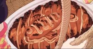 魔女の宅急便-ニシンのパイ