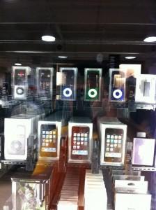 ipod自動販売機
