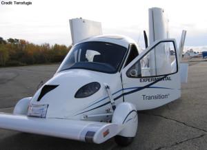 フライングカー(空飛ぶ車)
