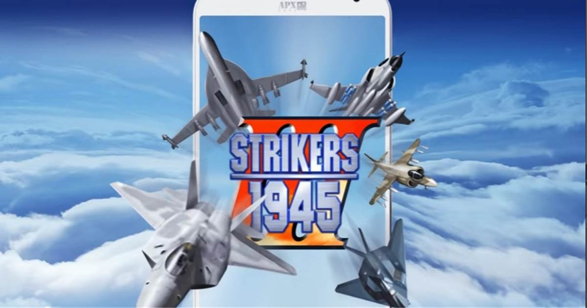 ストライカーズ1945-3は硬派なシューティングアプリ