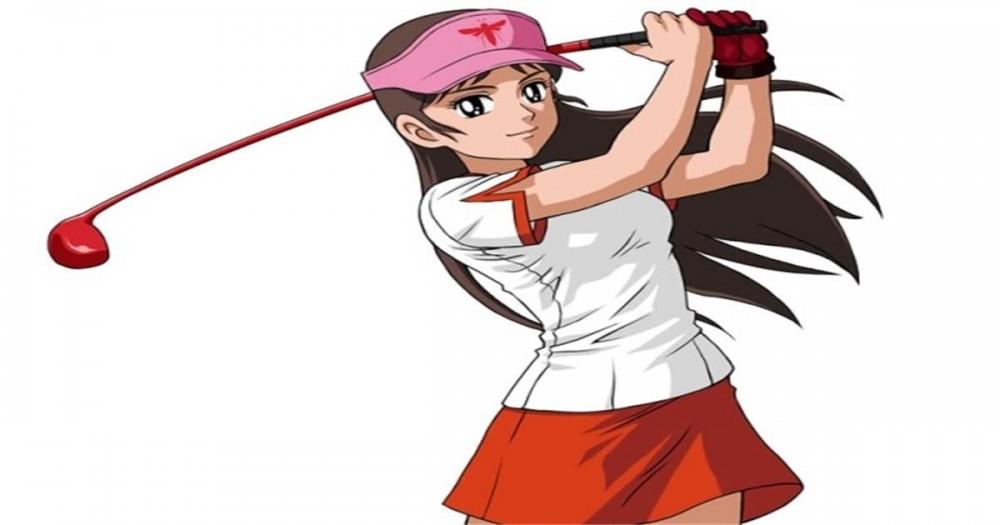 ゴルフアニメランキング