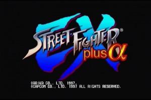 ストリートファイターEX Plus α
