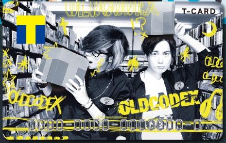 OLDCODEX のTカード