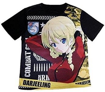ダージリンのTシャツ