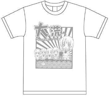 Team大洗Tシャツ 第二弾 ホワイト