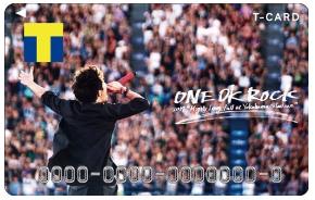 ONE OK ROCKのTカード