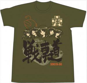 一番くじA賞 あんこうチームTシャツ