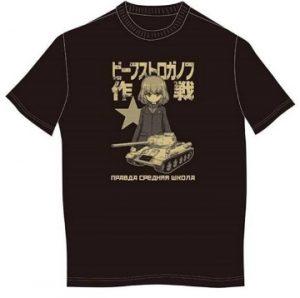 劇場版カチューシャTシャツ