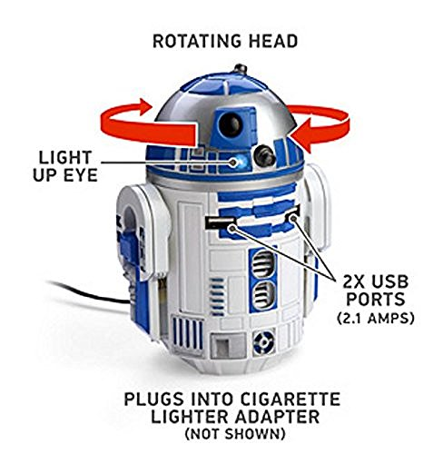 R2-D2 USB 車載充電器
